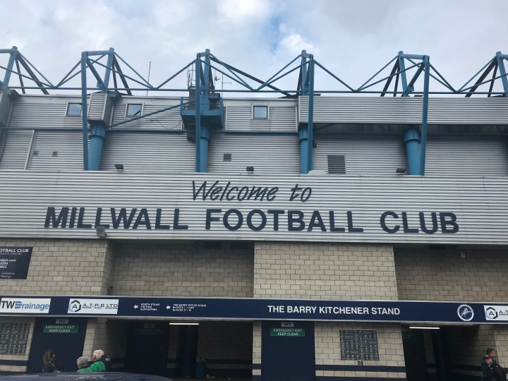 Part 3 of Signing Pro At Millwall Football Club